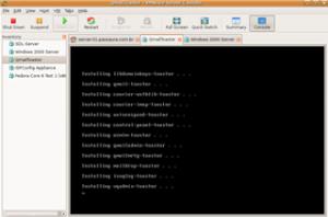 Instalando e Usando o Vmware Server em um Xeon 64 Bits ( Com Ubuntu 6.10 – 64 bits ) Parte 04