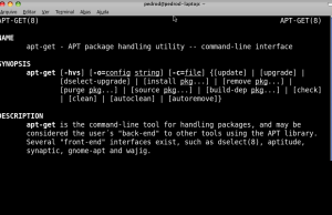 APT Gerenciando pacotes (softwares) no Ubuntu