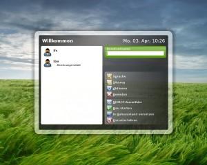 Avio-GDM, o seu Linux mais bonito novamente