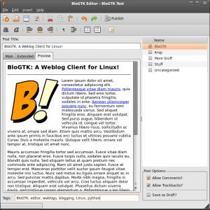 5 Maneiras arrasadoras de blogar utilizando Linux