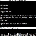 Como permitir que um usuário execute um comando determinado com poderes do root
