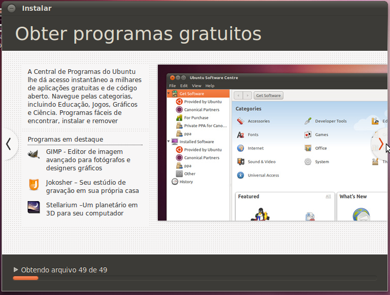 onde comprar o cd ubuntu 10.10