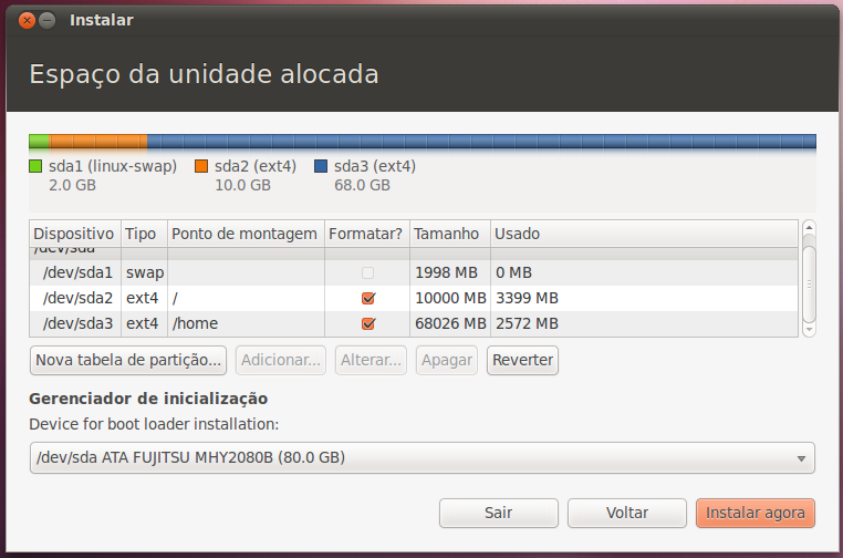 comprar o cd / dvd do ubuntu 10.10