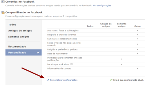 MANUAL PRIVACIDADE DO FACEBOOK Como usar as configurações de privacidadeno Facebook