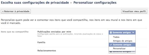 PRIVACIDADE NO FACEBOOK O MANUAL Como usar as configurações de privacidadeno Facebook