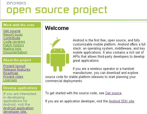 android-plataforma-open-source