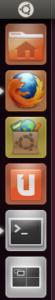 Como mudar o tamanho da barra do Unity no Ubuntu 11.04 (Natty)