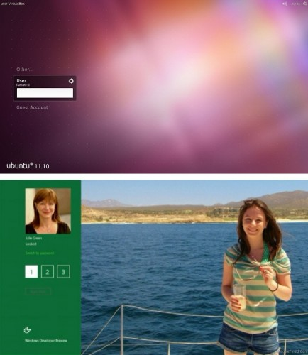 ubuntu-windows-login