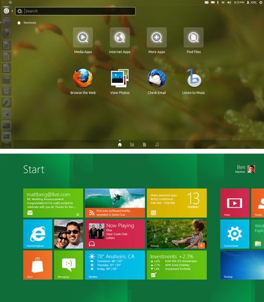 window8-vs-ubuntu-tela-inicial
