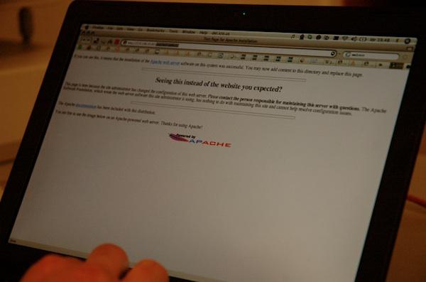 como criar um servidor web ubuntu rodar varios sites
