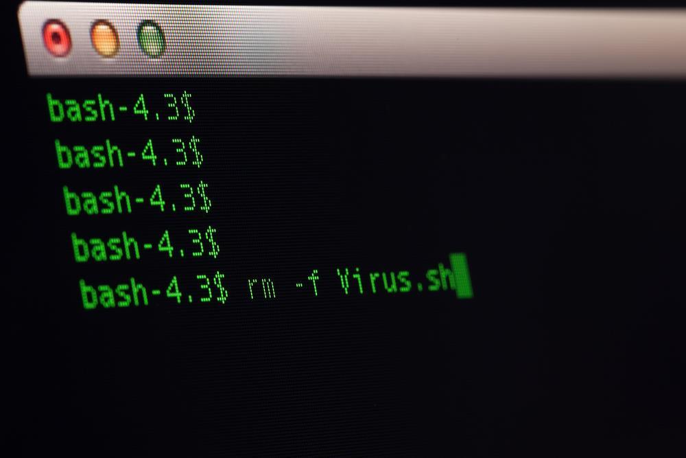 Linux utiliza o mesmo padrão de outros sistemas operacionais