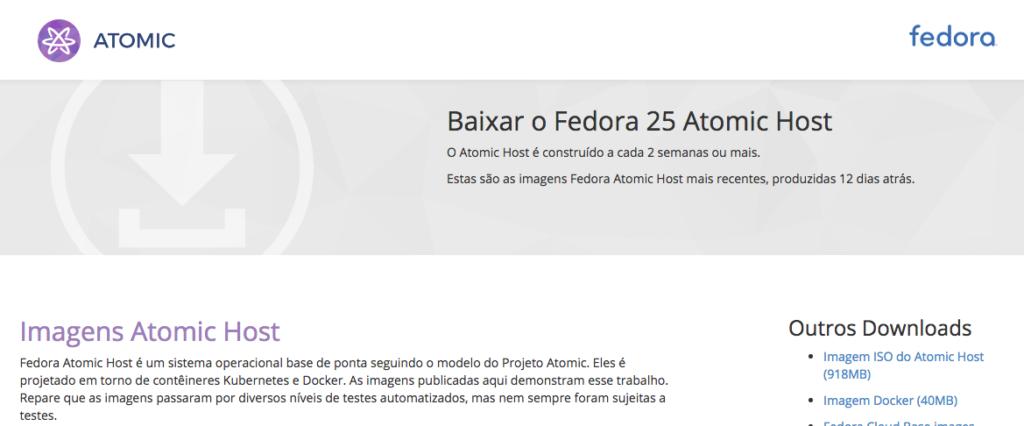 Fedora Atomic download