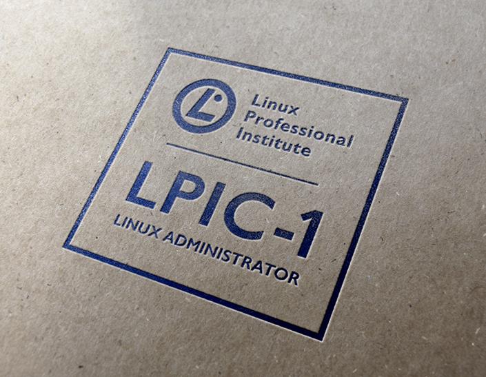 LPIC 1 certifição linux administrator