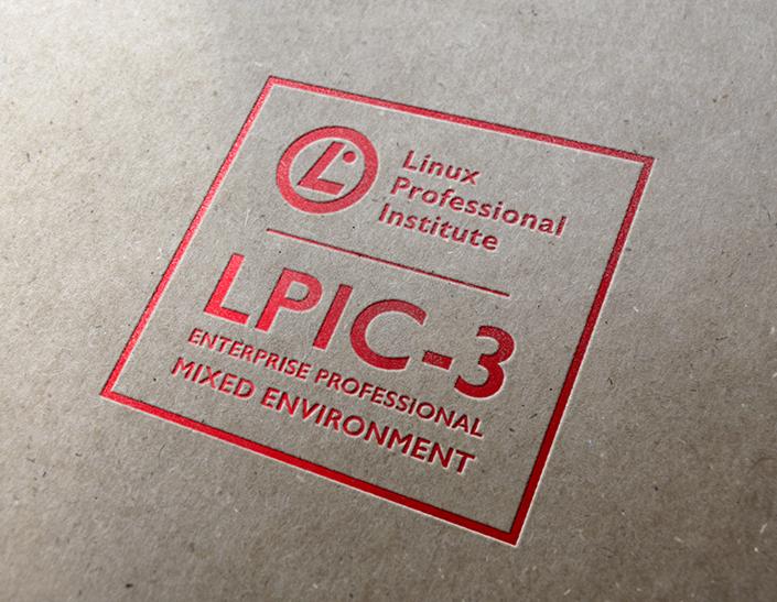 LPIC-3 certificação linux