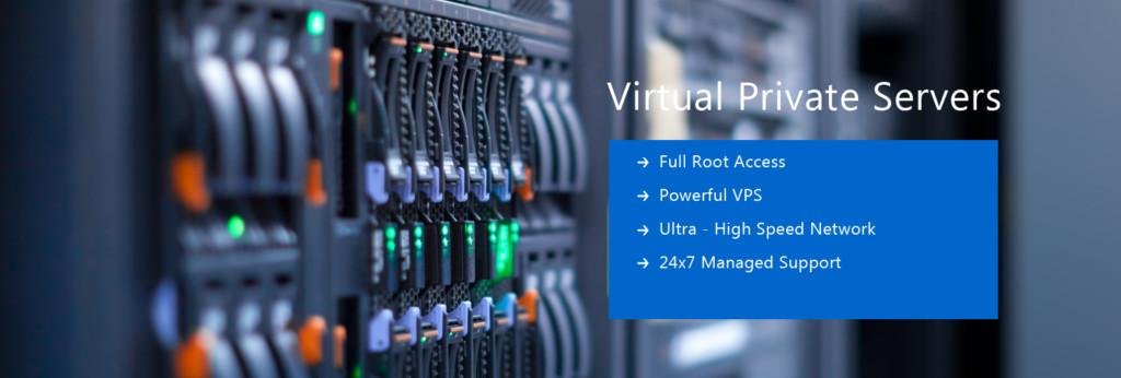 Virtual Private Server rodando linux