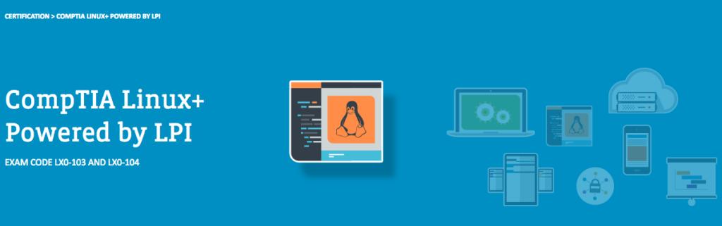 certificação linux CompTIA Linux+ Powered by LPI