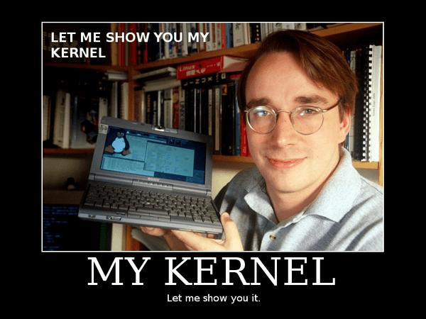 Kernel do linux