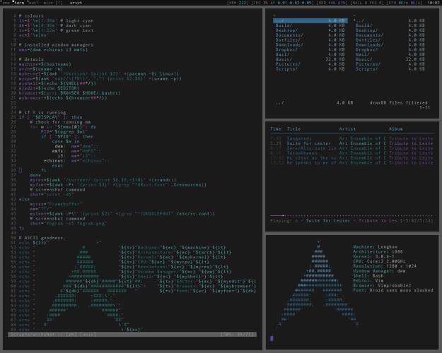 arch Melhores Distribuições Linux Para Rodar em Servidores