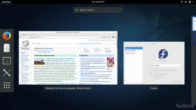 fedora melhores-distribuicao-linux-para-rodar-em-servidores
