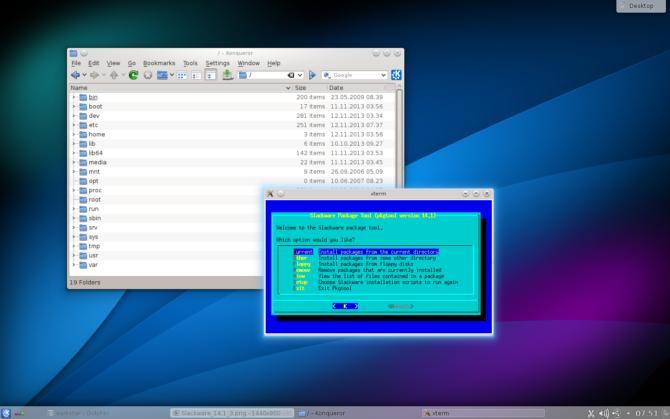 Slackware melhores-distribuicao-linux-para-rodar-em-servidores