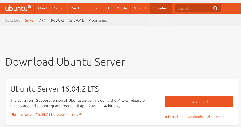 ubuntu server Melhores Distribuições Linux Para Rodar em Servidores