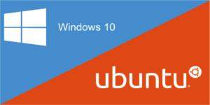 Ubuntu ou Windows 10