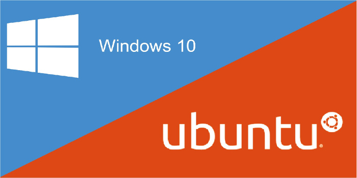 Ubuntu ou Windows 10