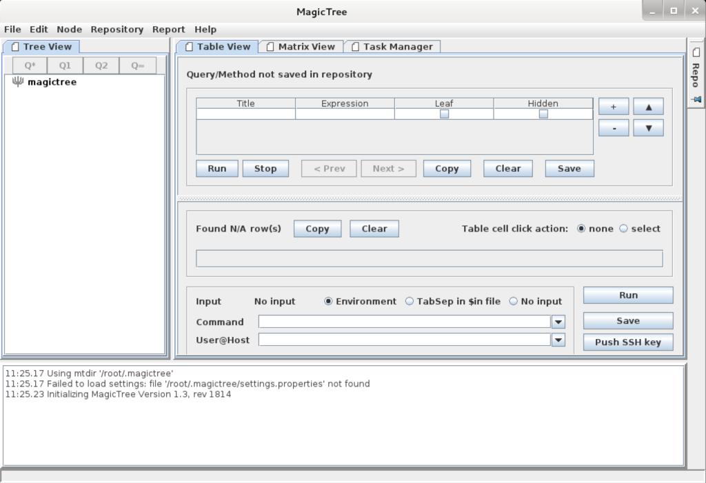 magictree no kali linux ferramenta hackers