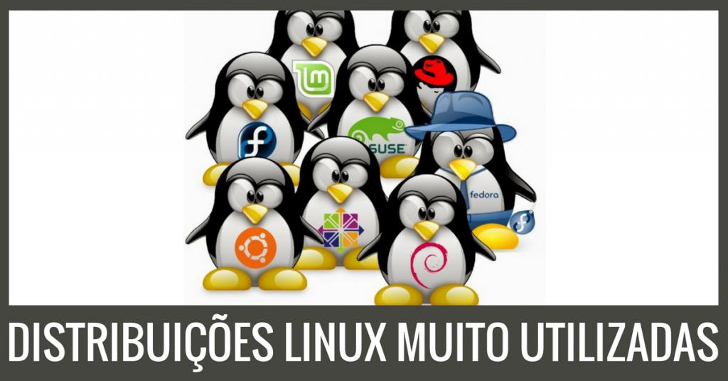 Conheça as 10 distribuições Linux mais usadas