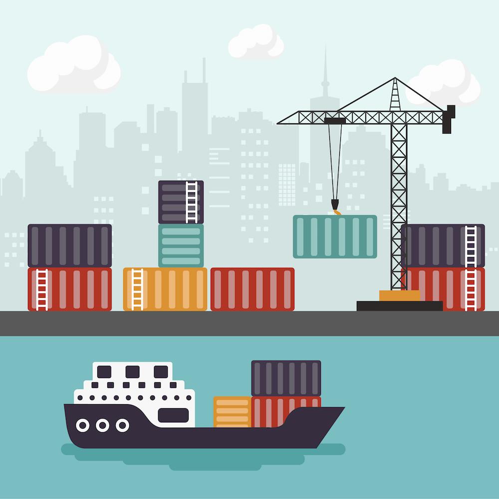 Container no linu