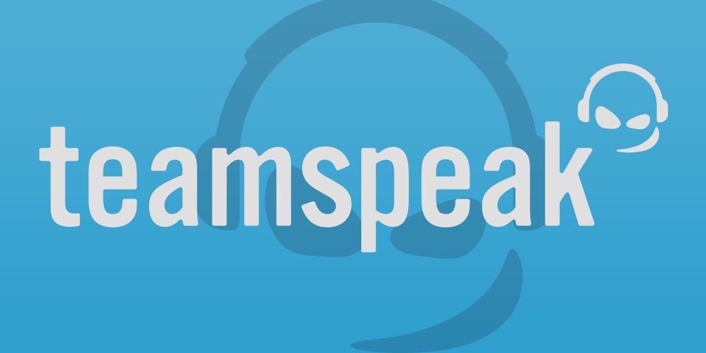 TeamSpeak comunicação voip gamers linux