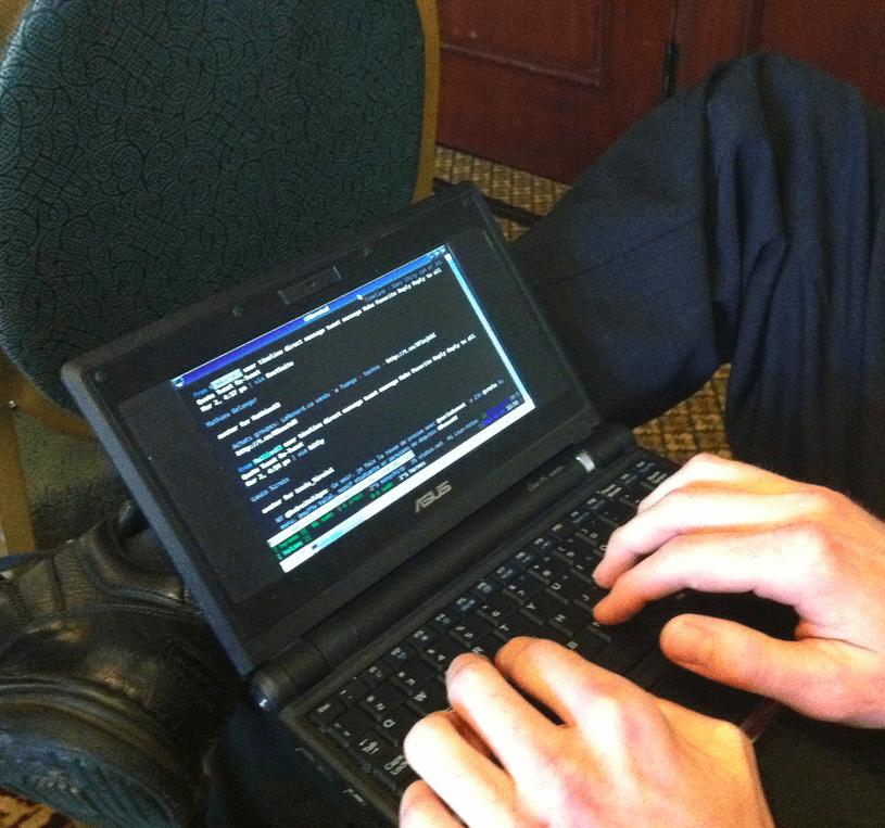 lynx navegador internet terminal