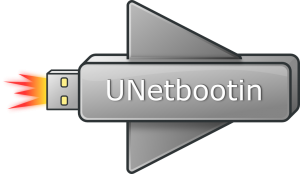 UNetbootin criar pendrive boot