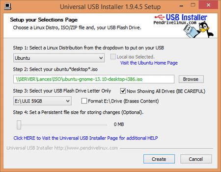 Universal USB Installer: Crie O Seu Pendrive Bootável Em Poucos Minutos