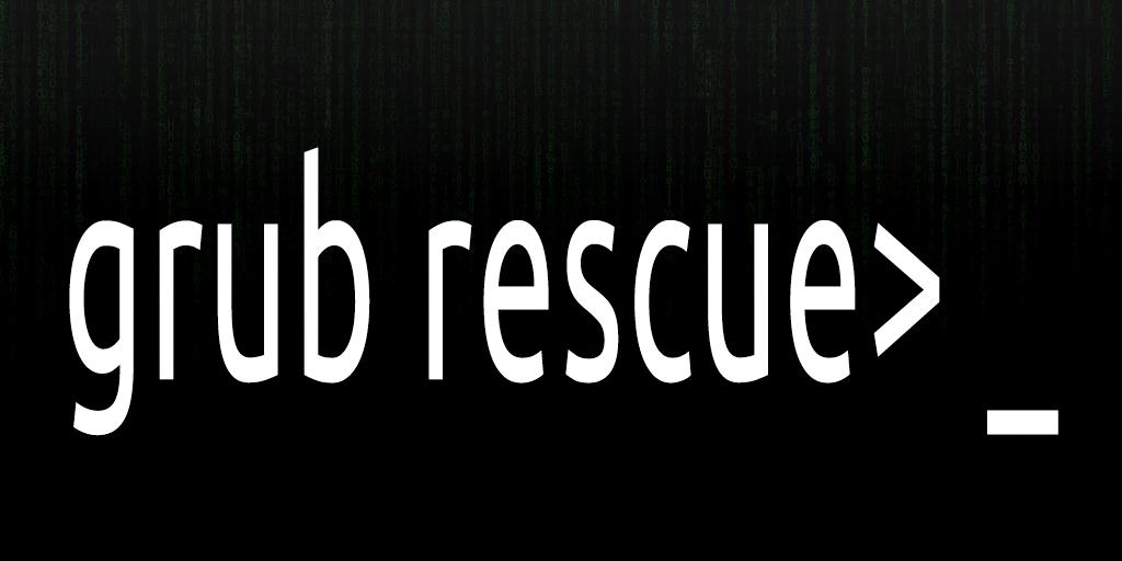 Grub Rescue - 3 Soluções Para Acabar Com o Problema No Boot Do Seu Computador