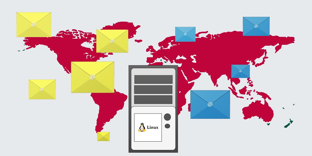 servidor de email