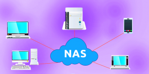 servidor nas 8 opções de softwares