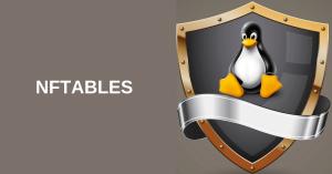 nftables firewall linux