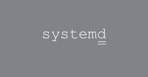 systemd sistema de init do linux