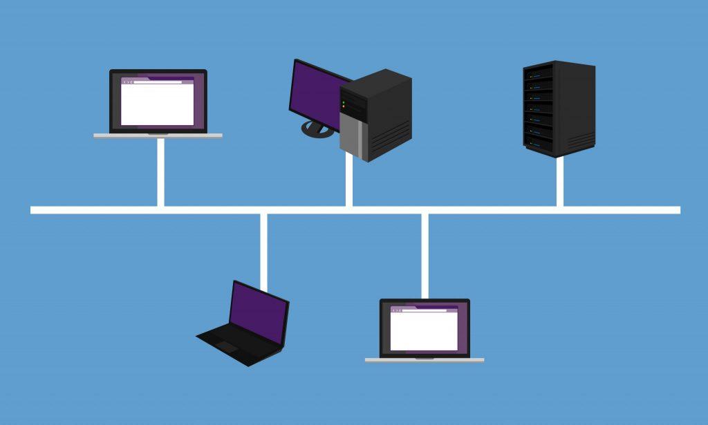Configure uma rede com IP estático no CentOS LINUX